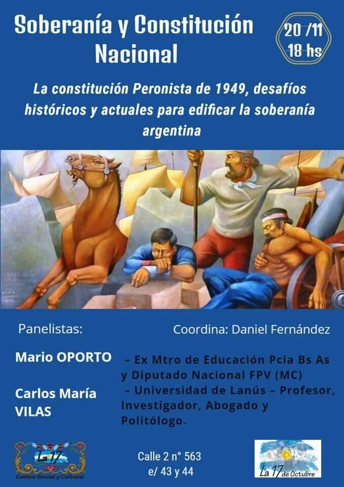 Soberanía y Constitución